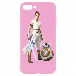 Чехол для iPhone 8 Plus Rey BB 8