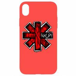 Чохол для iPhone XR RHCP sublim
