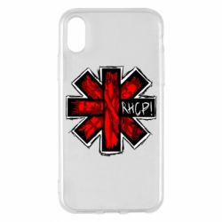 Чохол для iPhone X/Xs RHCP sublim