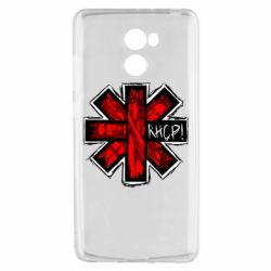 Чохол для Xiaomi Redmi 4 RHCP sublim