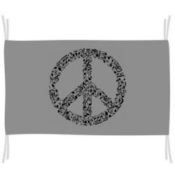 Прапор Rhyme In Peace