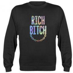 Реглан (світшот) Rich Bitch