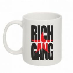Кружка 320ml RICH GUNG YOUNG MONEY - FatLine