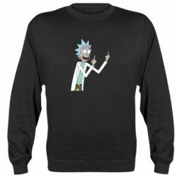 Реглан (світшот) Rick and fuck vector