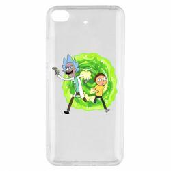 Чохол для Xiaomi Mi 5s Rick and Morty art