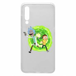 Чохол для Xiaomi Mi9 Rick and Morty art