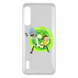 Чохол для Xiaomi Mi A3 Rick and Morty art