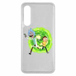 Чохол для Xiaomi Mi9 SE Rick and Morty art