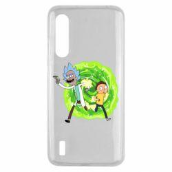 Чохол для Xiaomi Mi9 Lite Rick and Morty art