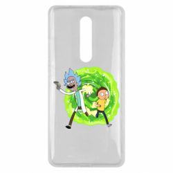 Чохол для Xiaomi Mi9T Rick and Morty art