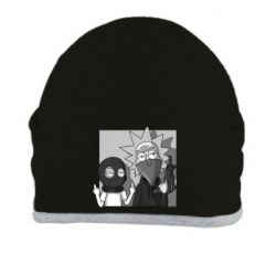 Шапка Rick and Morty Bandits