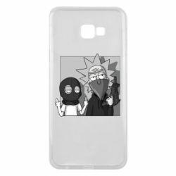 Чехол для Samsung J4 Plus 2018 Rick and Morty Bandits