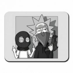 Коврик для мыши Rick and Morty Bandits