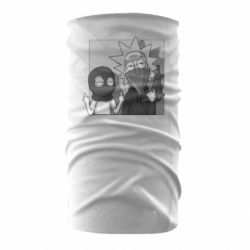 Бандана-труба Rick and Morty Bandits