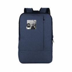 Рюкзак для ноутбука Rick and Morty Bandits