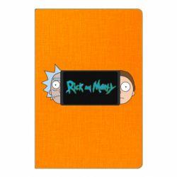 Блокнот А5 Rick and Morty Game Console