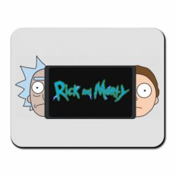 Коврик для мыши Rick and Morty Game Console