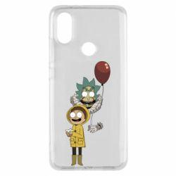 Чехол для Xiaomi Mi A2 Rick and Morty: It 2