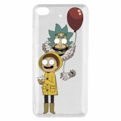 Чехол для Xiaomi Mi 5s Rick and Morty: It 2