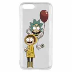 Чехол для Xiaomi Mi6 Rick and Morty: It 2