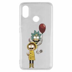 Чехол для Xiaomi Mi8 Rick and Morty: It 2