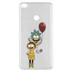 Чехол для Xiaomi Mi Max 2 Rick and Morty: It 2