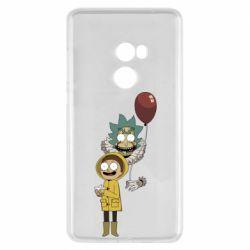 Чехол для Xiaomi Mi Mix 2 Rick and Morty: It 2