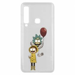 Чехол для Samsung A9 2018 Rick and Morty: It 2