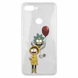 Чехол для Xiaomi Mi8 Lite Rick and Morty: It 2