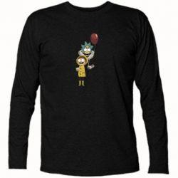 Футболка с длинным рукавом Rick and Morty: It 2