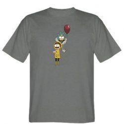 Мужская футболка Rick and Morty: It 2