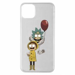 Чехол для iPhone 11 Pro Max Rick and Morty: It 2