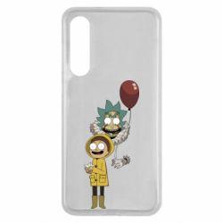 Чехол для Xiaomi Mi9 SE Rick and Morty: It 2