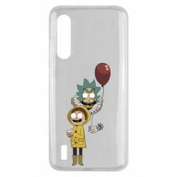 Чехол для Xiaomi Mi9 Lite Rick and Morty: It 2
