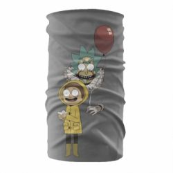 Бандана-труба Rick and Morty: It 2