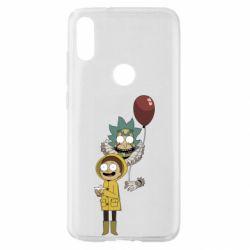 Чехол для Xiaomi Mi Play Rick and Morty: It 2