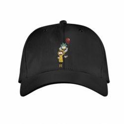 Детская кепка Rick and Morty: It 2