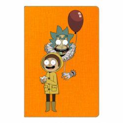 Блокнот А5 Rick and Morty: It 2