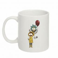 Кружка 320ml Rick and Morty: It 2