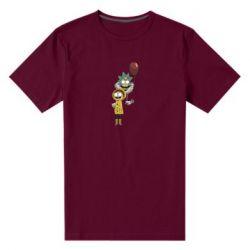 Мужская стрейчевая футболка Rick and Morty: It 2