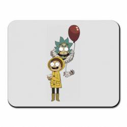 Коврик для мыши Rick and Morty: It 2