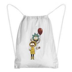 Рюкзак-мешок Rick and Morty: It 2