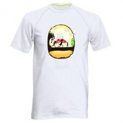 Чоловіча спортивна футболка Rick and Morty Journey