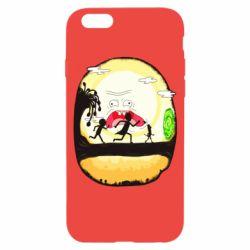 Чохол для iPhone 6/6S Rick and Morty Journey