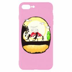 Чохол для iPhone 8 Plus Rick and Morty Journey