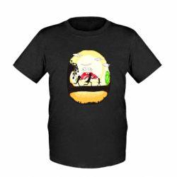 Дитяча футболка Rick and Morty Journey