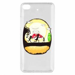 Чохол для Xiaomi Mi 5s Rick and Morty Journey