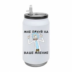 Термобанка 350ml Rick and Morty Русская версия 2
