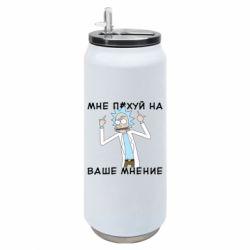 Термобанка 500ml Rick and Morty Русская версия 2