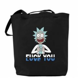 Сумка Rick fuck you